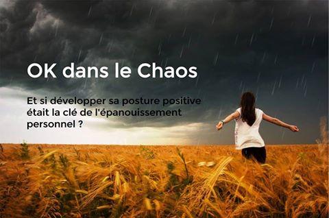 Atelier découverte OK dans le chaos
